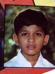 Allu Arjun Childhood Pics
