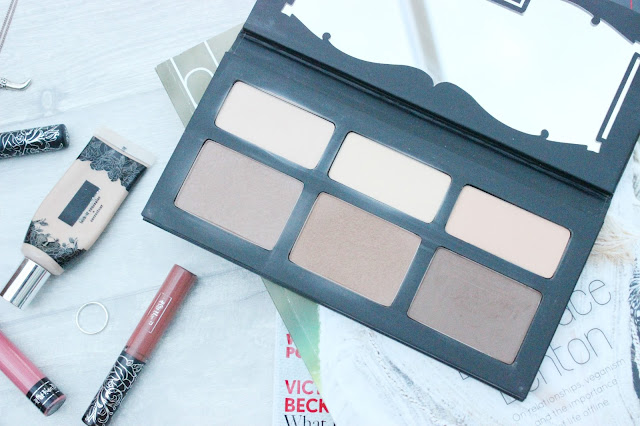 Kat Von D Shade and Light Contour Palette Review