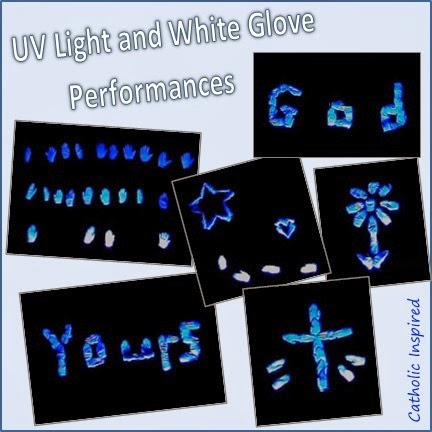 UV Light & White Glove Performances for Youth Groups