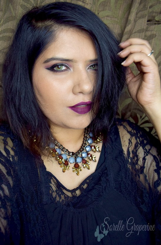 Lip Kit by Kylie Kourt K Inspired Makeup Look