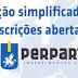 PERPART ABRE INSCRIÇÕES GRATUITAS PARA PROCESSO SELETIVO COM 60 VAGAS
