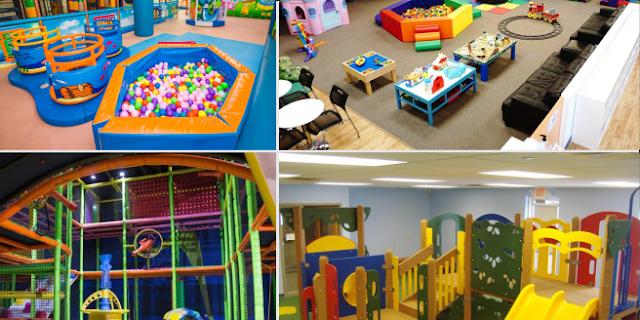 harga playground indoor
