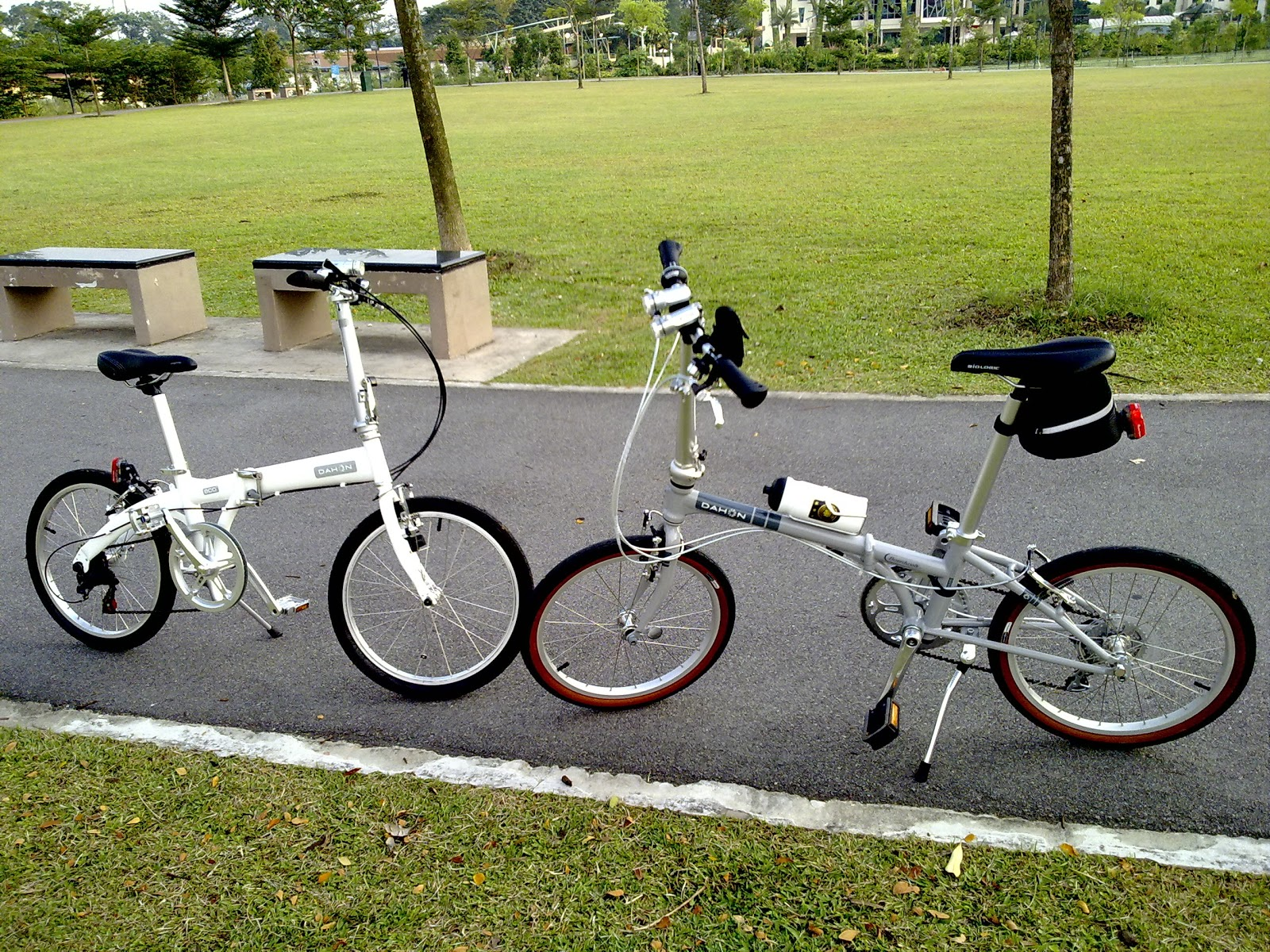 d2db25ce205 Hands On Bike: Guide to Upgrading your Dahon / Tern Folding Bike