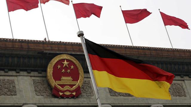 """""""China, de compras por la UE"""": Ministro alemán alerta de la adquisición activa de empresas europeas"""