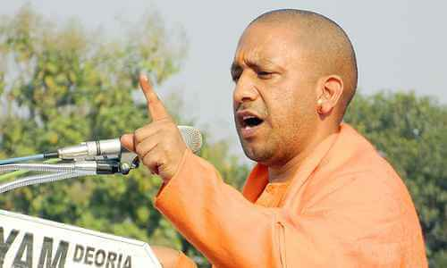 UP meat-sellers on strike | New problem in front of Yogi Adityanath