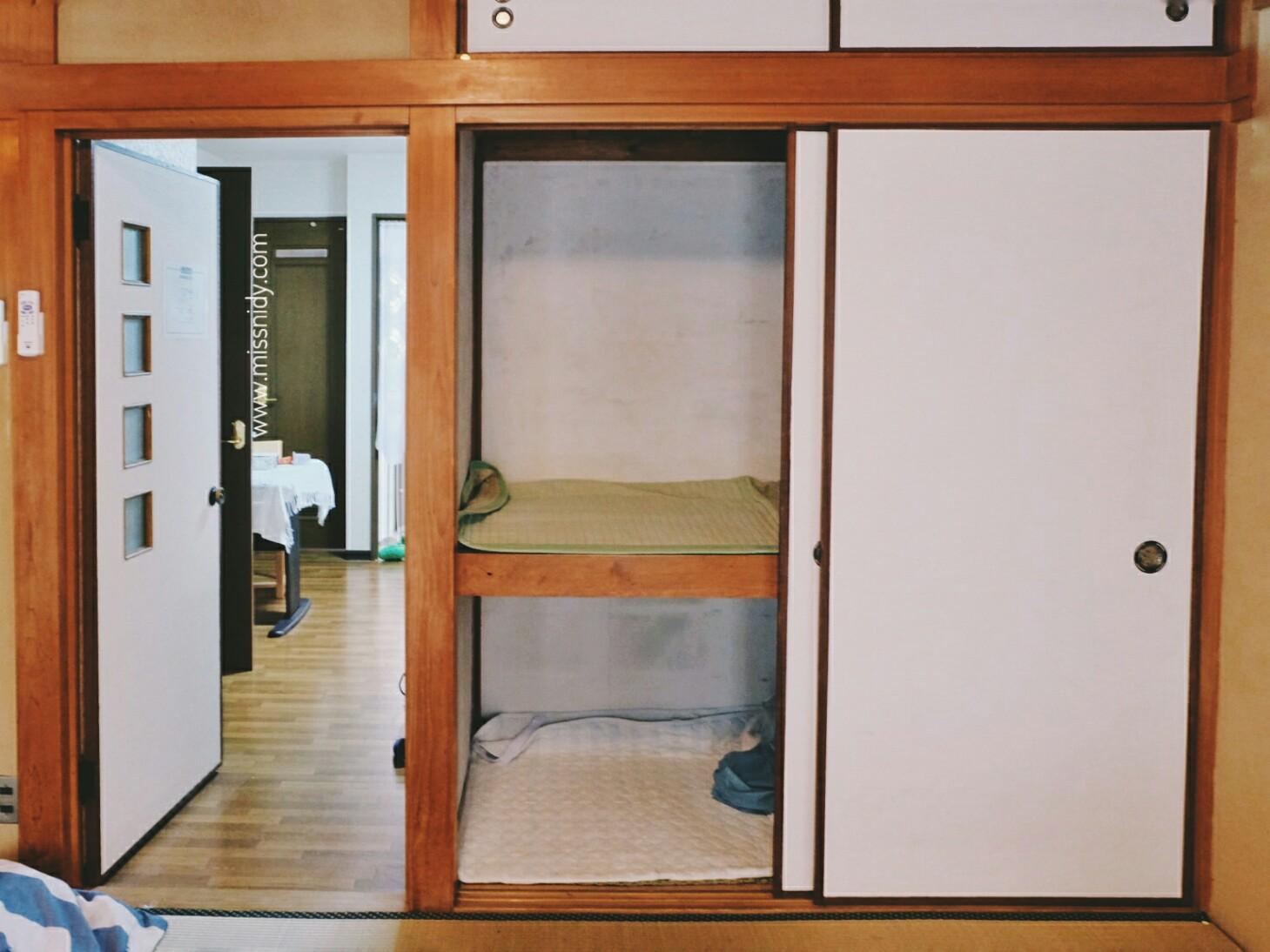 harga menginap di rumah nobita