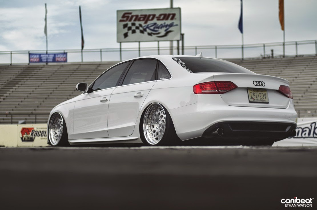 stance low life bagged stance mike duro s audi a4 b8. Black Bedroom Furniture Sets. Home Design Ideas