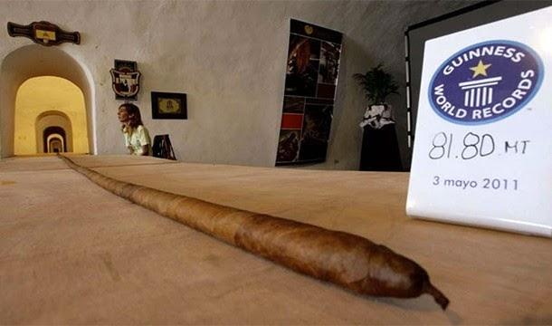 ซิการ์ที่ยาวที่สุด