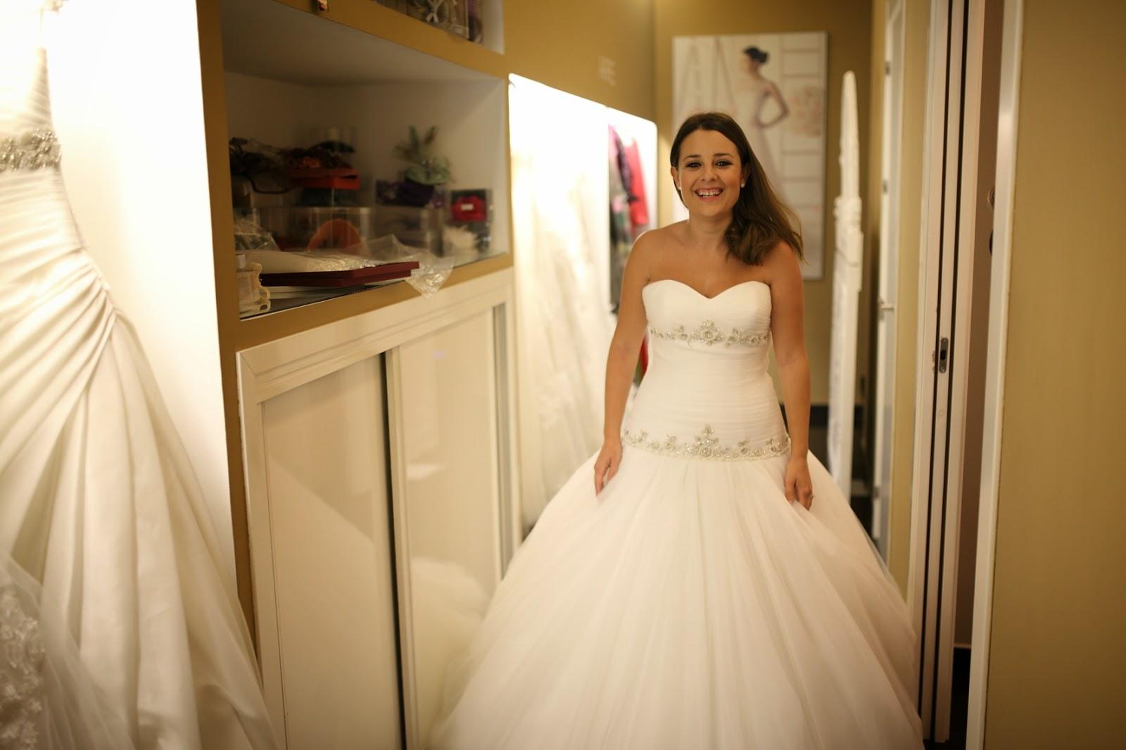 Ya no me gusta mi vestido de novia