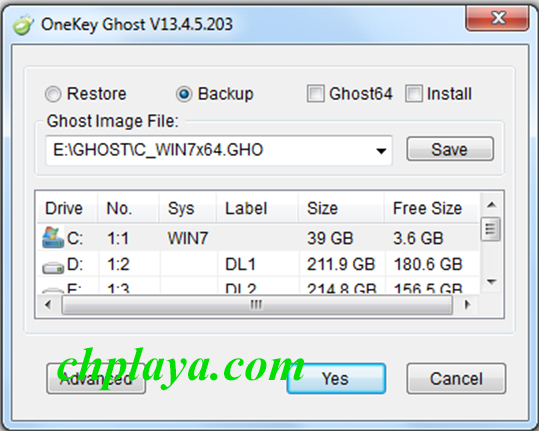 Download Onekey Ghost 2019 (64-Bit), Ghost, Cài Win Siêu Nhẹ Cho PC e