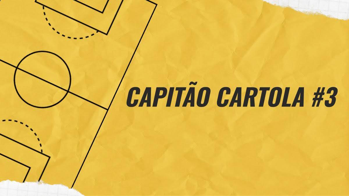 Capitão Cartola #3 - Cartola FC 2020
