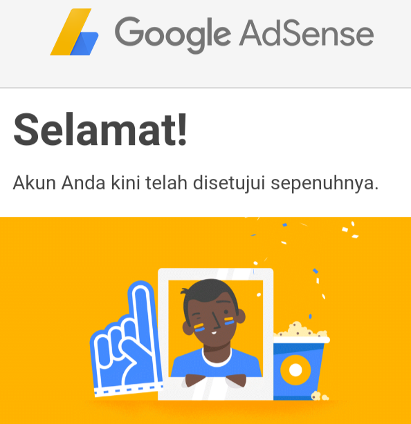 9 Syarat Agar Diterima Daftar Google Adsense