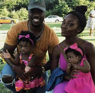 Família linda...que Deus abençoe com muita saúde!