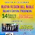 Bulnes celebrará en grande la futura nueva región de Ñuble y Bulnes como capital provincial del Diguillín