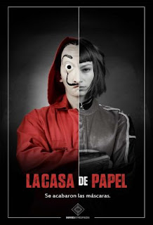 La Casa de Papel 2° Temporada (2018) Torrent – Dublado e Legendado Download