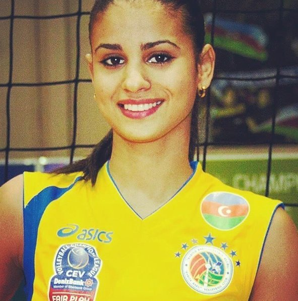 Actress Celebrities Photos: Dominican Volleyball Hot
