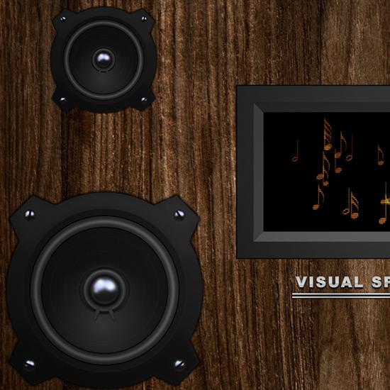 Visual Speaker Wallpaper Engine