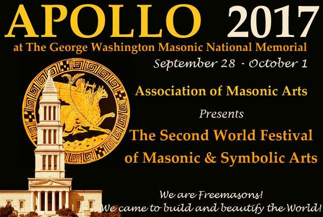The Magpie Mason: 'Masonic fine arts festival coming to Virginia'