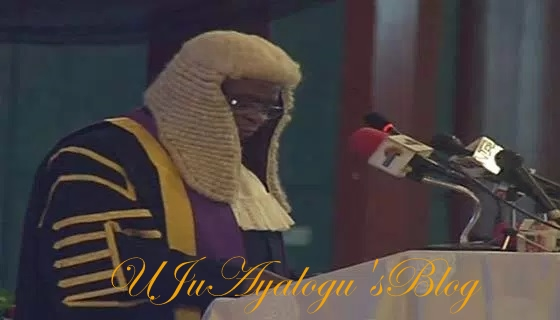 Onnoghen: AGF files 4 processes in Industrial Court