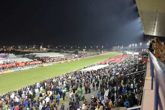 Greyville - Night Racing