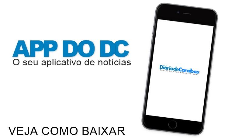 App do Diário de Caraíbas