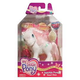 My Little Pony Desert Rose Sparkle Ponies  G3 Pony