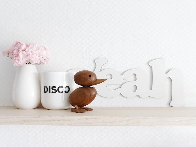 Deko-Idee Küchenregal | www.mammilade.blogspot.de | Lieblinge, Motive und Momente am Freitag