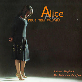 Baixar CD Deus Tem Palavra Alice Playback MP3 Gratis