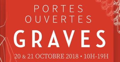 agenda evenements vin octobre 2018 blog beaux-vins portes ouvertes graves bordeaux
