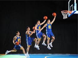 Teknik dasar lay up shoot bola basket