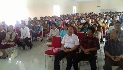Sekolah Pungut Rp1,5 Juta, Bupati Torut: Itu Harus Dikembalikan