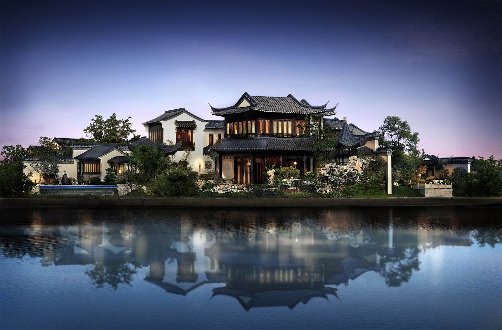 Most Expensive House in China: Most Beautiful Houses in the World