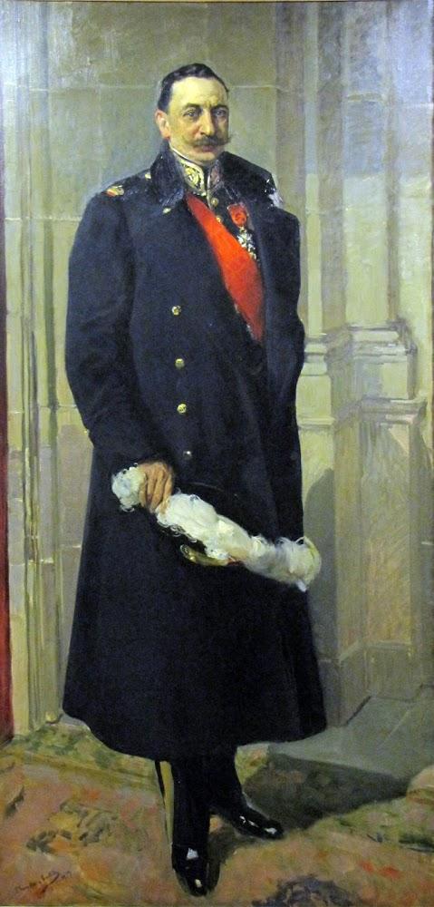 Retrato de Manuel García Prieto, Retratos de Joaquín Sorolla, Joaquín Sorolla, Pintor español