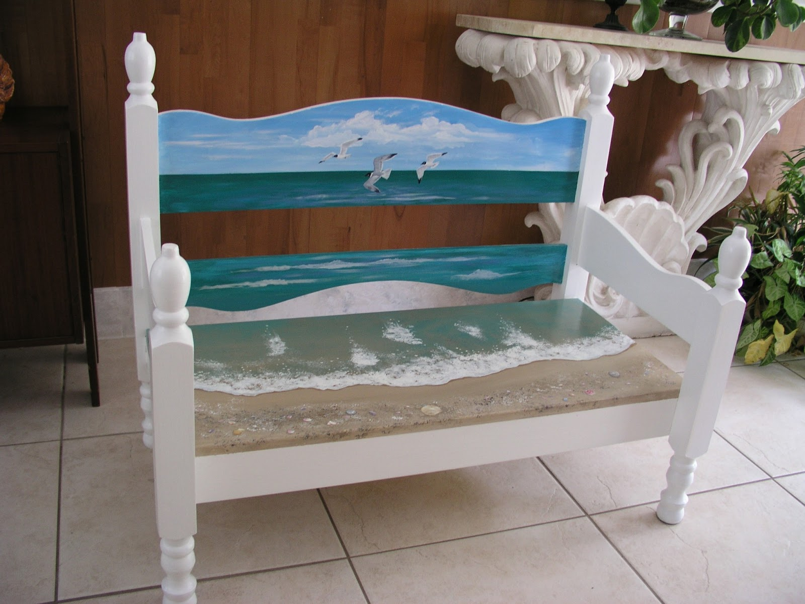 benchsite: Sea benches for World Oceans Day