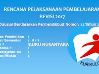 RPP Kurikulum 2013 Kelas 2 SD Tema 1 Subtema 1 - Guru Nusantara