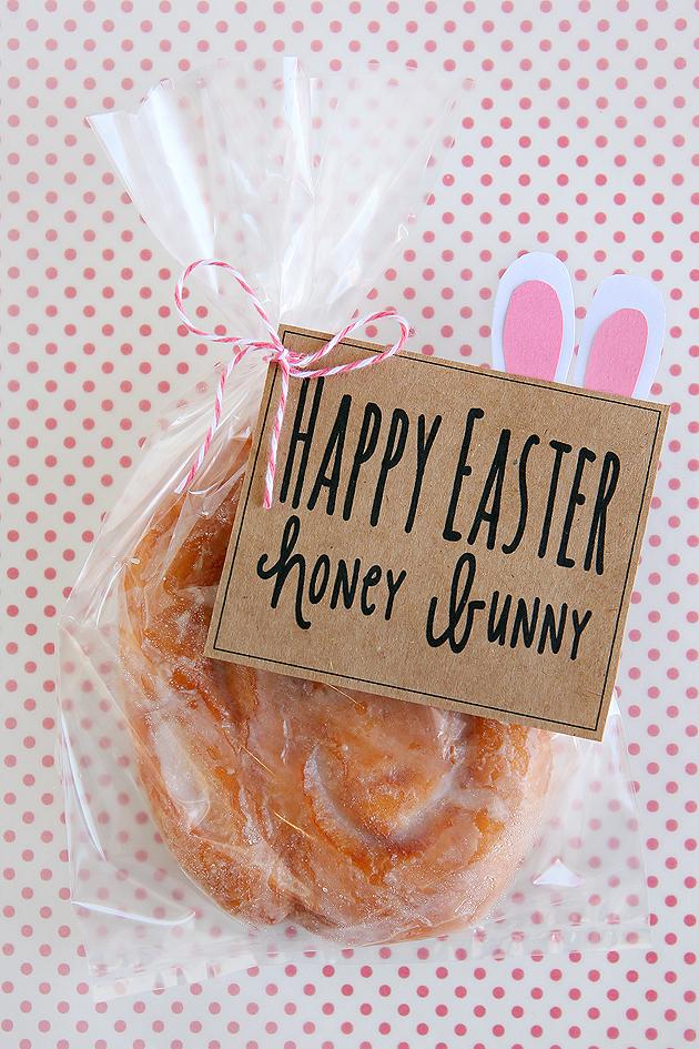Simple easter decorations treats southern belle simple honey bun ny sweet treats negle Choice Image