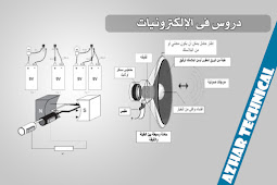 سلسلة دروس فى الإلكترونيات باللغه العربيه