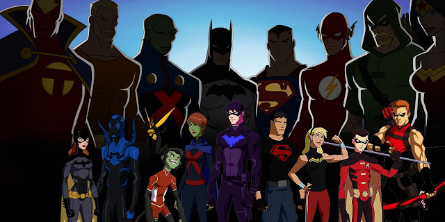 Warner Bros. Animation Begins Production on YOUNG JUSTICE Season 3