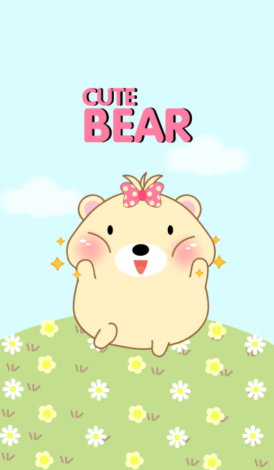 Cute Girl fat Bear theme(jp)