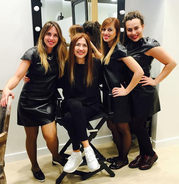 Salón Blue by Raquel Saiz, Hair, Style Masters, Revlon, Hair style, Lookazo, Beauty Hair, Peluquería, Color, Tratamiento Capilar, Queratina, Carmen Hummer