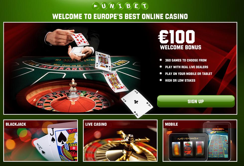 play unibet online casino mobile android iphone slots blackjack