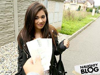 Public Agent – Lin Lee: Asian Cutie Fucked by a Stranger