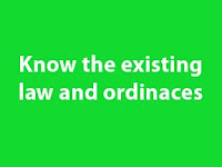 local ordinance