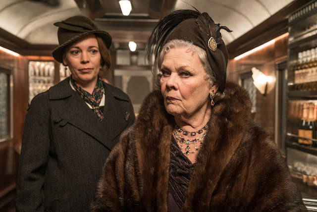 Agatha Christie's Murder on the Orient Express trailer
