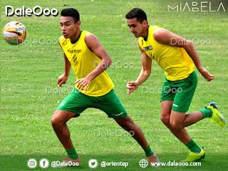 Ferddy Roca y Luis Haquin jugadores de Oriente Petrolero son llamados a la selección - DaleOoo