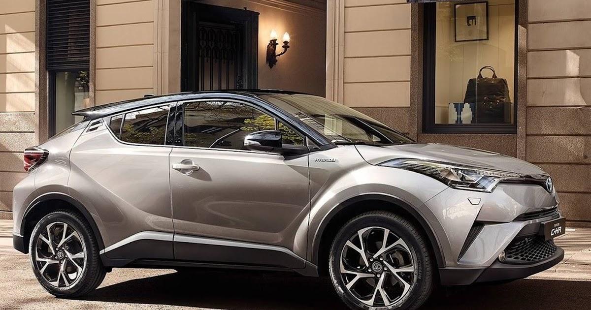 Toyota tem disparada de vendas na Europa com o C-HR