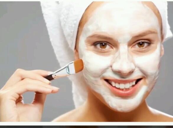 Mengatasi radang pada wajah dengan pasta gigi