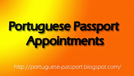 Portuguese Passport Appointments