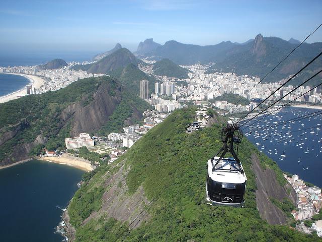 Pão de Açúcar – Rio de Janeiro – Brasil
