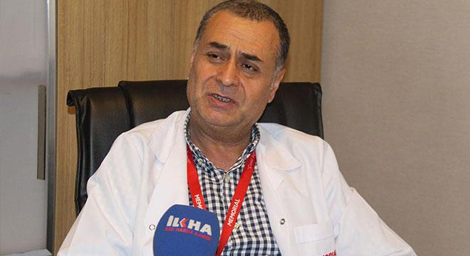 Memorial Dicle Hastanesi Genel Cerrahi Uzmanı Op. Dr. Kemal Karadaş